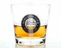 Stroudwater Distillery Bourbon Whiskey Logo