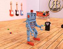 RoyBot - Animation