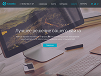 Concept for web-site.