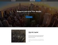 MG Capital Web Design