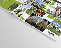 Toeristische brochure Ronse