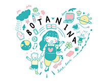 Botanina x byputy