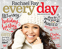Rachael Ray Magazine Cover