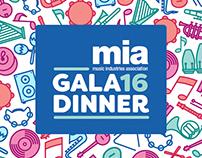 MIA Gala Dinner