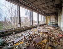 Pripyat & Chernobyl / Припять и Чернобыль