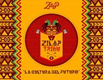 Zilap Tribu Font