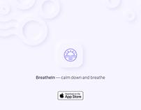 BreatheIn - Calm Down and Breathe
