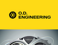 OD Engineering Branding, Logo & Web Design