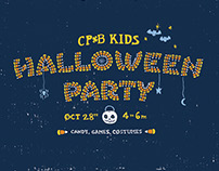 2016 CPB Kids Halloween Party