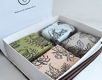 Client Brief - Handmade Soap Packaging Gift Set