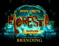Floresta Secreta - Branding