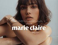 Annabella for Marie Claire Ukraine Feb/21