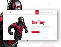 The Tiny UI Header