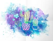 Trippy Cactus