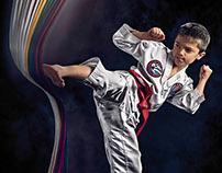 Taekwondo Boy