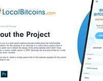 Localbitcoins.net UI Concept