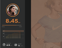 interface for treadmill