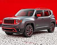 CGI Jeep Renegade