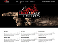 Red Smoke Tatto