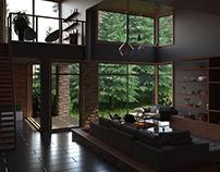 3D interior visualisation / 3D визуализация интерьера