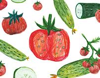 Овощи для Ани