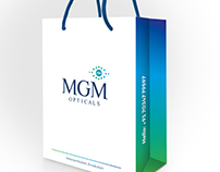 MGM optical shop