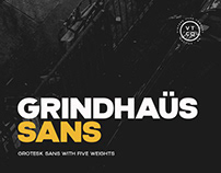 Grindhaus Sans Grotesque Font Family