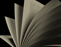 Turning Over Pages in a Book 4K