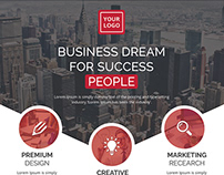 FREE DOWNLOAD | Corporate Business Flyer