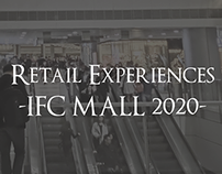 (UX project) Retail Experiences -IFC MALL 2020-