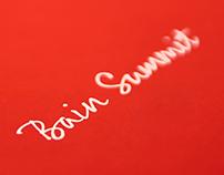 Bain Summit invitation
