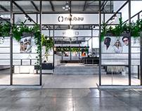Neubau // Booth @ MIDO Mailand 2019