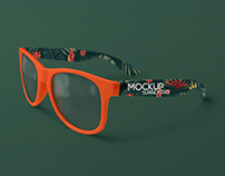 Free Sunglasses MockUp in 4k