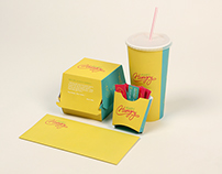 Always Hungry - Self Promotional Kit