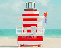 The Modern Paradise - Miami Beach, 2020