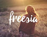 Freesia - Branding
