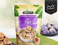 Naturix Dried Fruits Doypack Design
