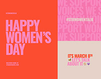 Women's Day | fashion