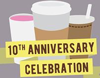 Beanz 10th Anniversary