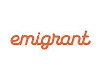 emigrant Typeface