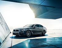 BMW 5er Einführung