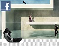 Facebook timeline cover design...