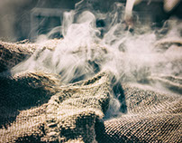 Smoke gets in your eyes.