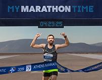 AEGEAN / My Marathon Time