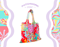 Pi *DELEITE collection | Patchwork pattern