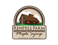 RenHill Farm Maple Syrup