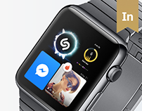 Apple Watch Apps - UI Kit