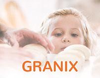 GRANIX - Rebranding