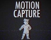 e-artsup VS Fallout - Le motion Capture