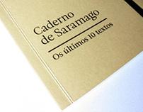 Caderno de Saramago | design project